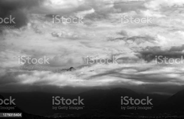 Mount Veyrier Annecy France Stock Photo - Download Image Now