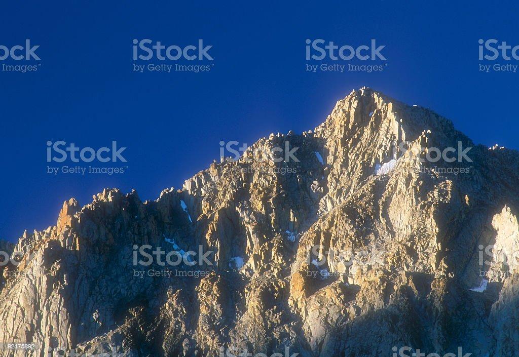 Mountain 01 royalty-free stock photo