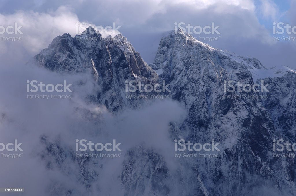 Mountain 50 royalty-free stock photo