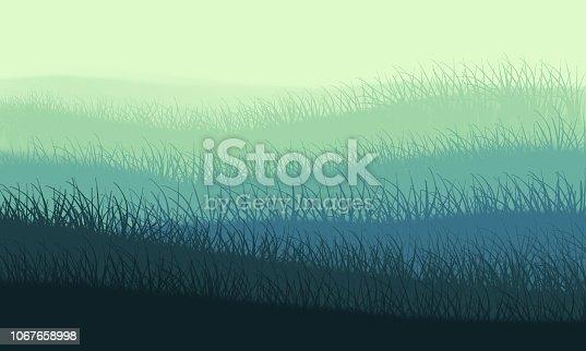 istock Mountain and backgroun 1067658998
