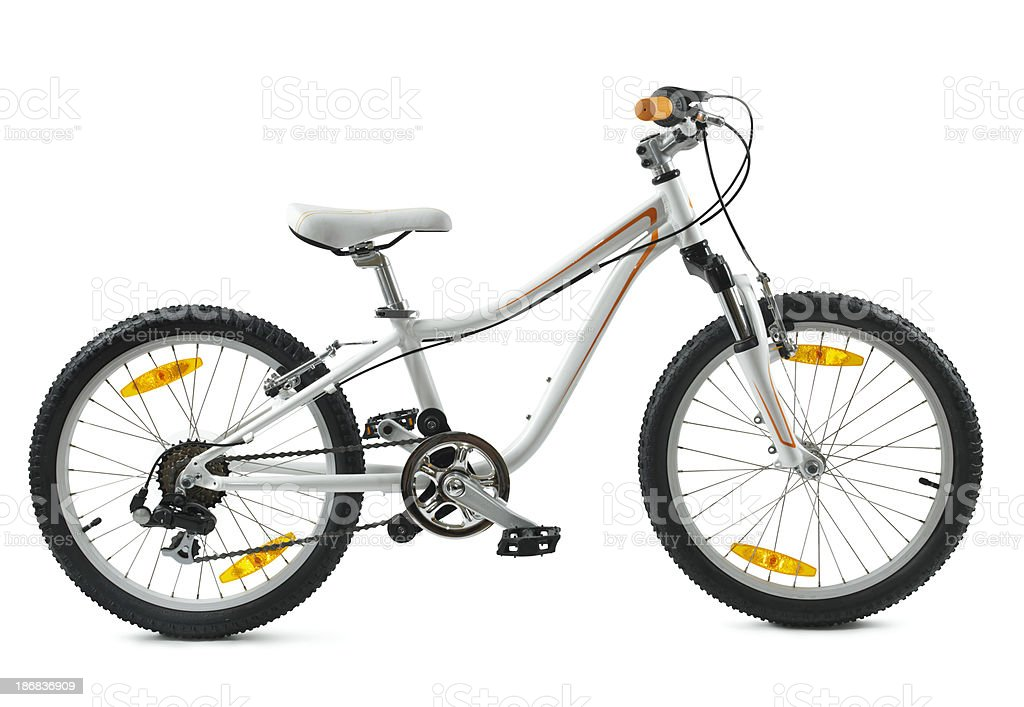 Mountain Bicycle for Kids stock photo