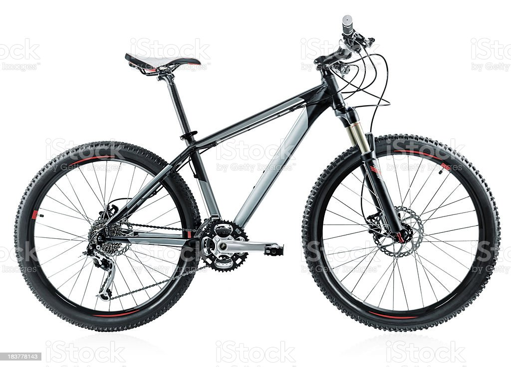 Mountain Bicycle royalty-free stock photo