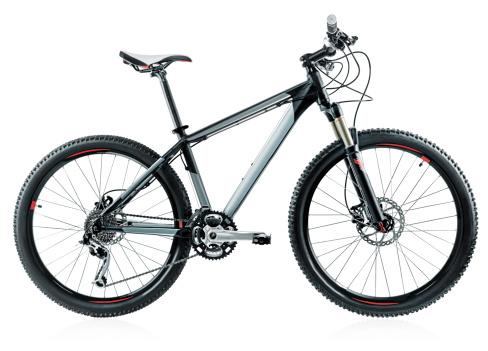 Mountain Bicycle isolatedHasselblad H3D-II 50 MPixel Shot