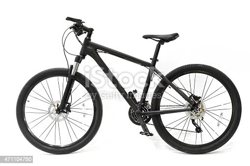 istock Mountain Bicycle 471104750