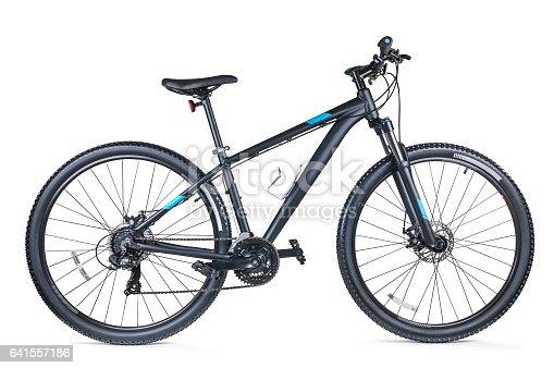 29er Mountain Bike isolated on white