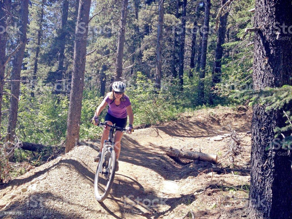 Mountainbike-Touren in Kanada – Foto
