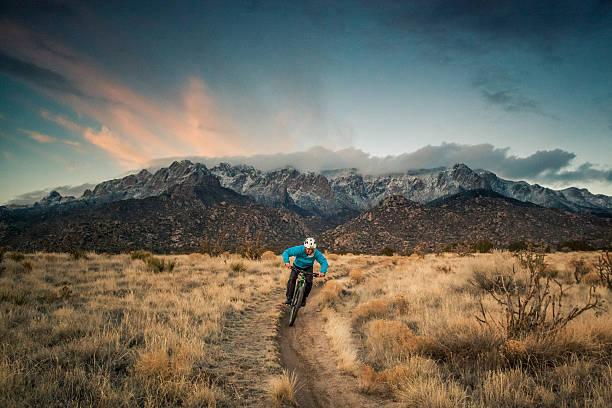 mountain biking nature and adventure - Photo