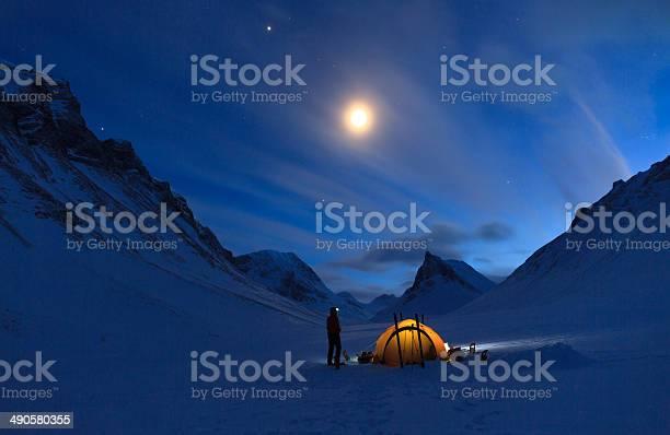 Photo of Mountain campsite