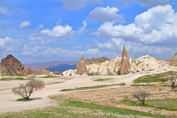 Mountain Cappadocia is a fantastic place for horseback riding and quad bike.