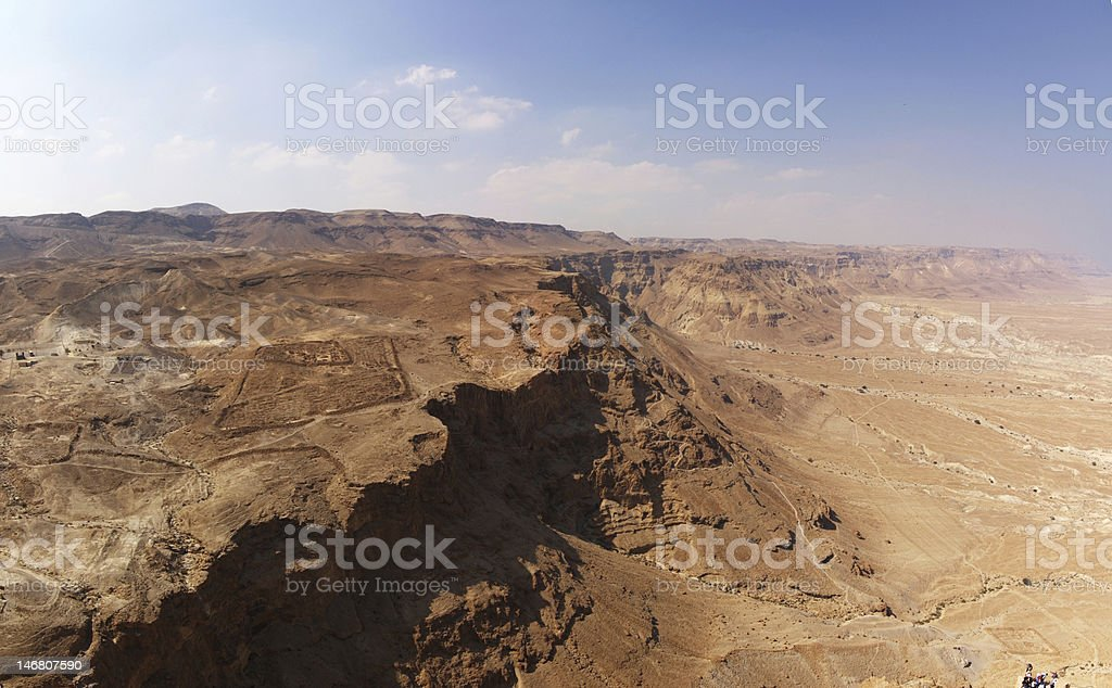 mountain desert landscape stock photo
