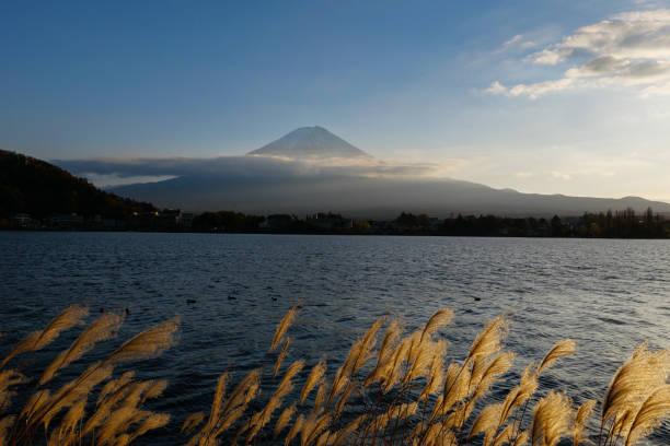 Mountain Fuji stock photo
