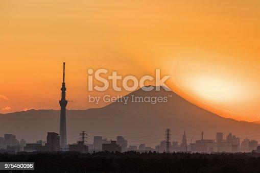 1131743616 istock photo Mountain Fuji 975450096
