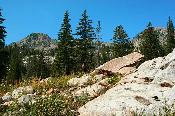 mountain high stock photo