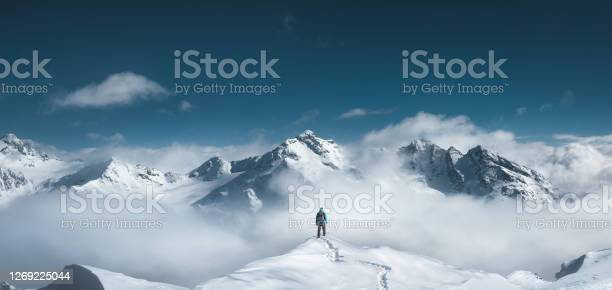 Photo of Mountain Hiker