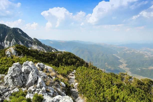 Bergwandern in Europa – Foto