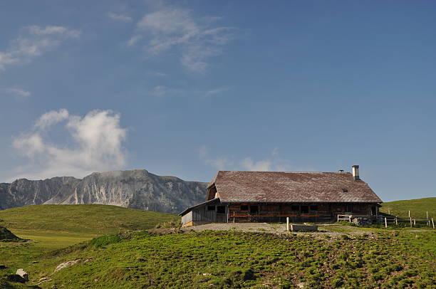 Berghütte in der Schweiz – Foto