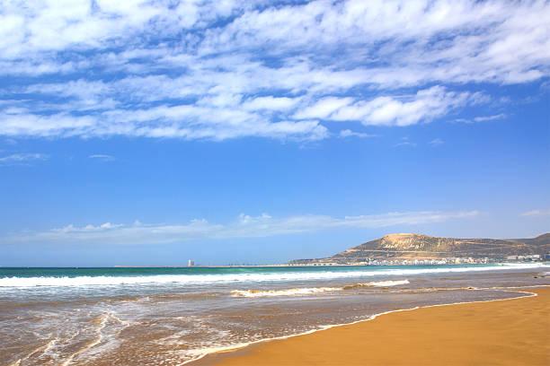 Montaña de Agadir, Marruecos - foto de stock