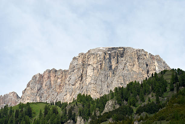 Mountain in Dolomites Mountain in the Dolomites in South Tyrol, Italy. high seat stock pictures, royalty-free photos & images