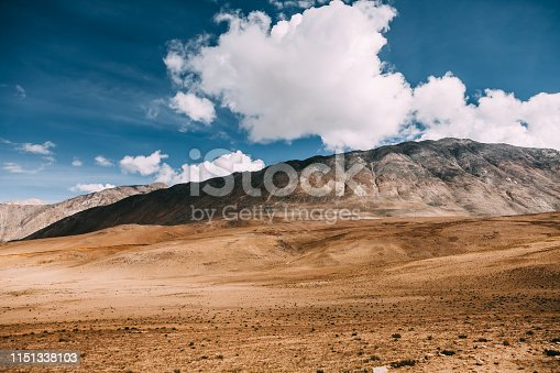 mountain in Tibet, China