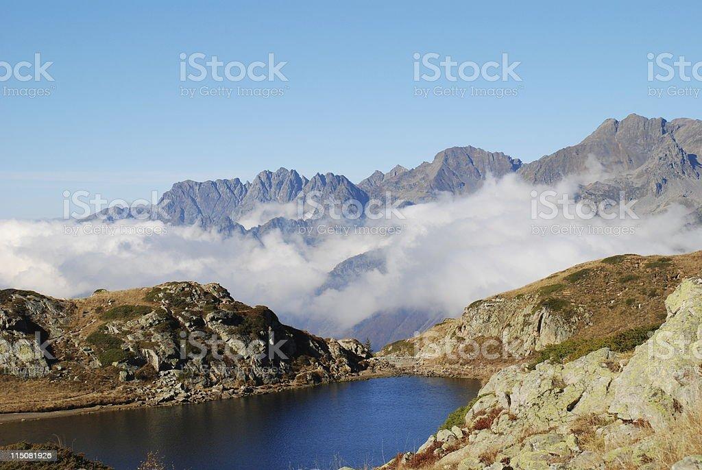 Mountain Lake foto