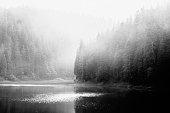 マウンテン湖