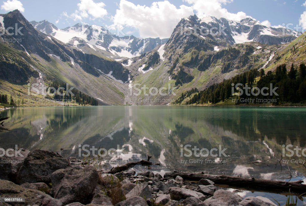 Mountain Lake - Стоковые фото Без людей роялти-фри