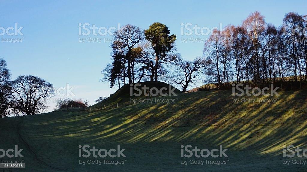 Mountain Landscape 002 stock photo
