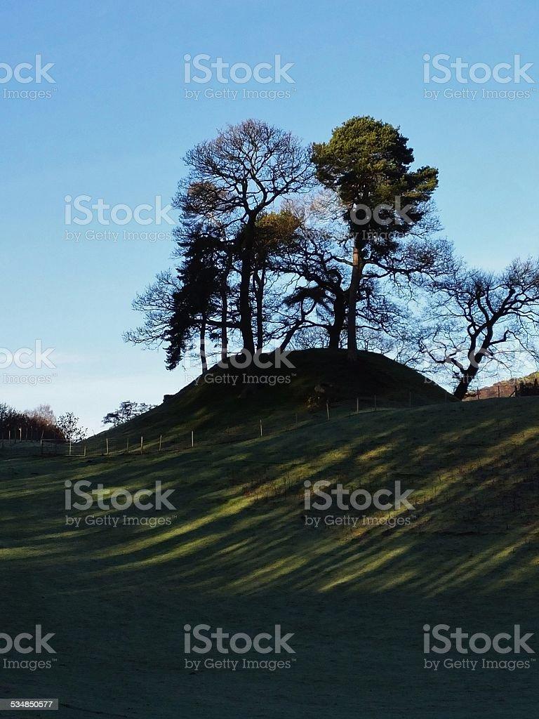 Mountain Landscape 003 stock photo
