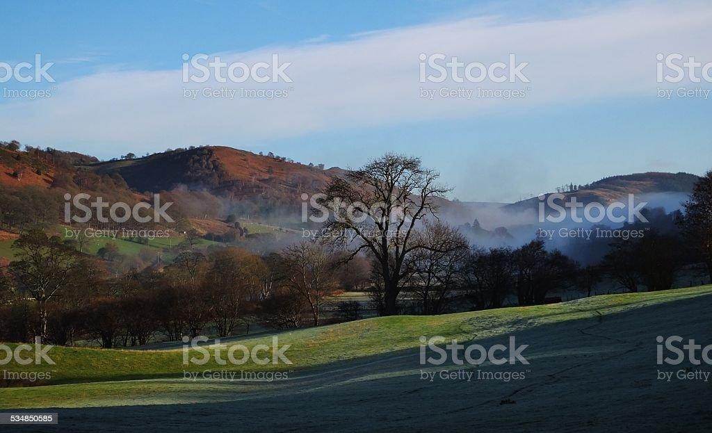 Mountain Landscape 004 stock photo