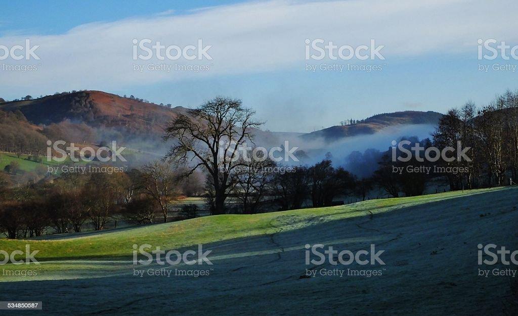 Mountain Landscape 005 stock photo
