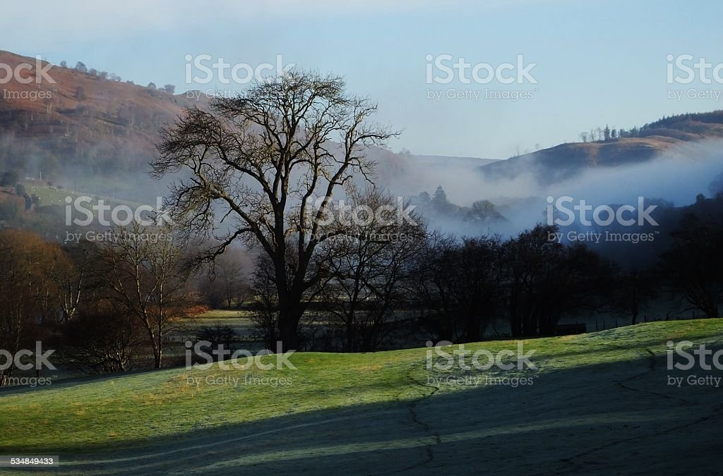 Mountain Landscape 006 stock photo