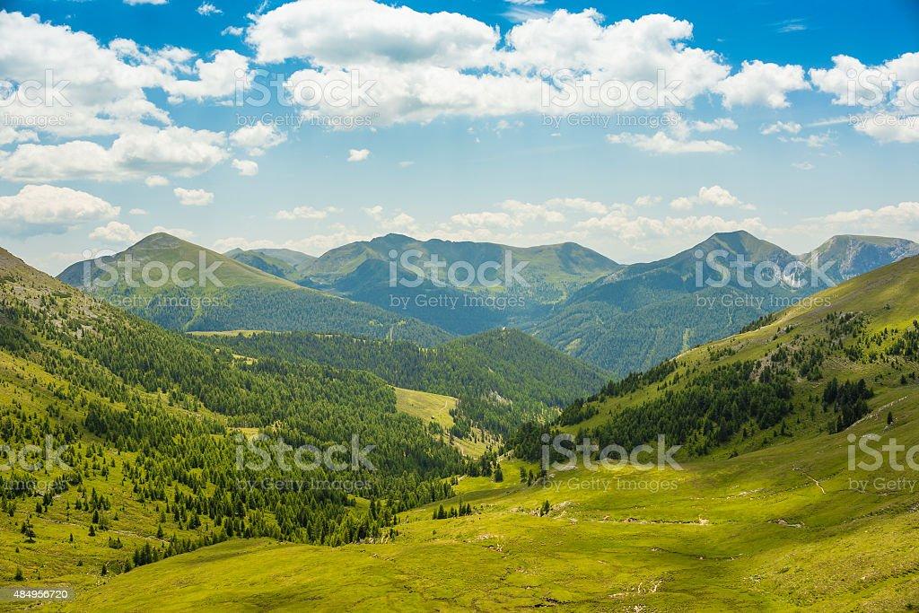 Mountain landscape - Royalty-free 2015 Stock Photo