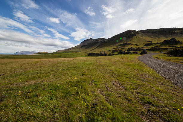 Mountain Landschaft. – Foto