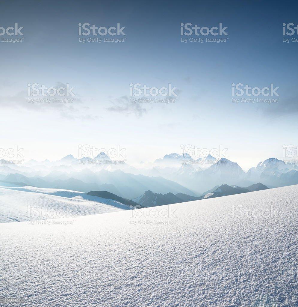 山の風景 ストックフォト