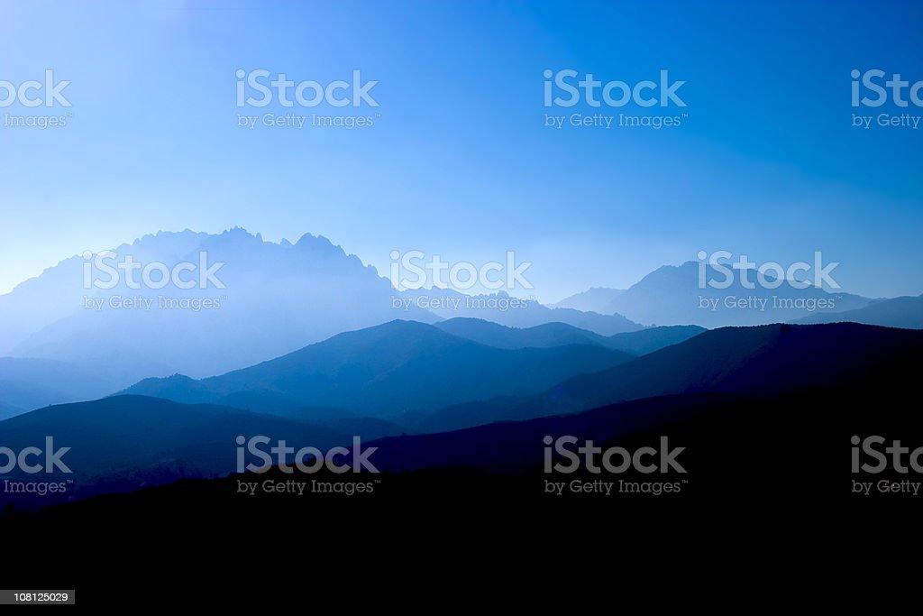 Mountain Landscapes stock photo