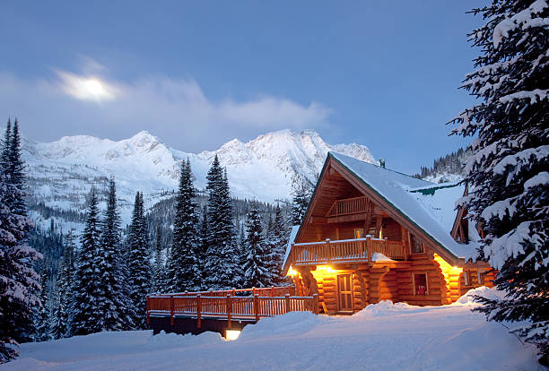 Mountain lodge in winter picture id155282261?b=1&k=6&m=155282261&s=612x612&w=0&h=syddmnqc ns40qlhbqpm7riy ygxciy h8fsqokwbo4=