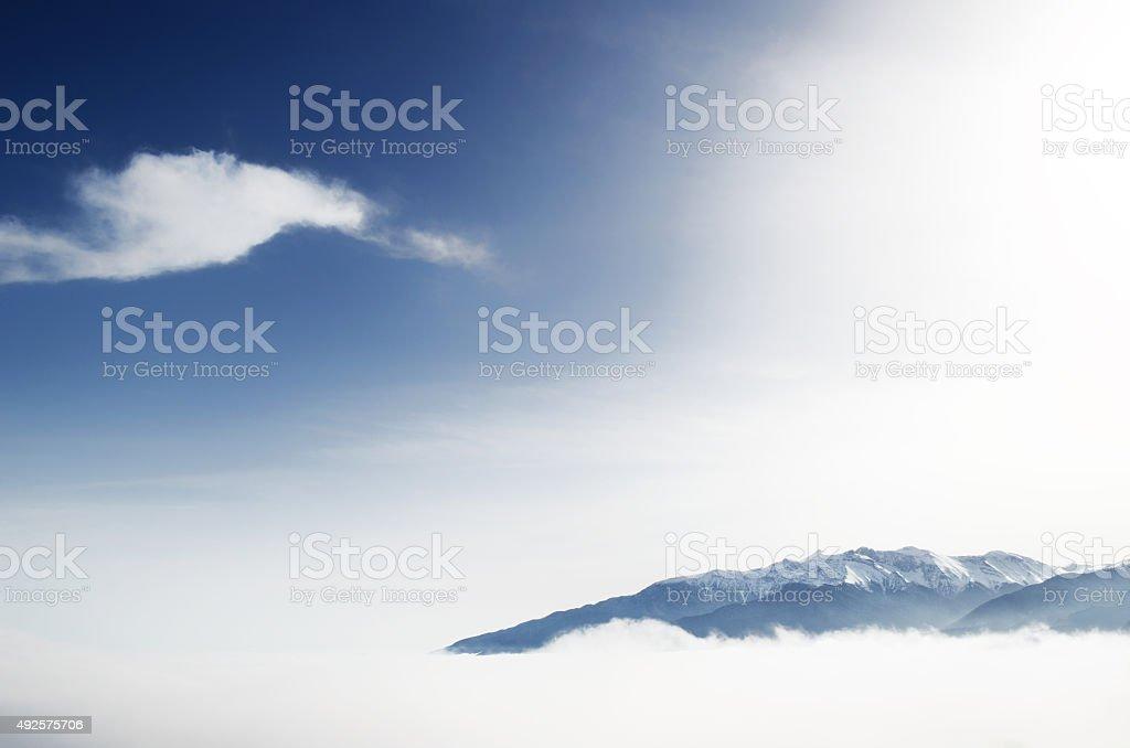 Berg Olympus – Foto