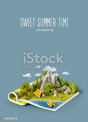 930810564 istock photo Mountain on pages 1145223473