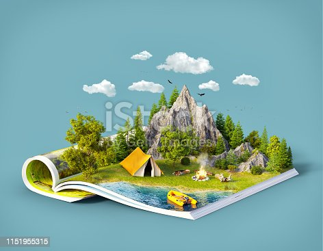 930810564 istock photo Mountain on pages 1151955315