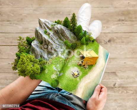 930810564 istock photo Mountain on pages 922352714