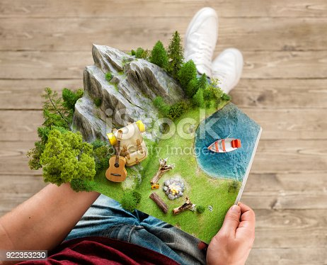 930810564 istock photo Mountain on pages 922353230