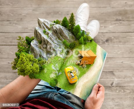 930810564 istock photo Mountain on pages 930809312