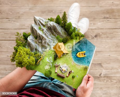 930810564 istock photo Mountain on pages 930809368