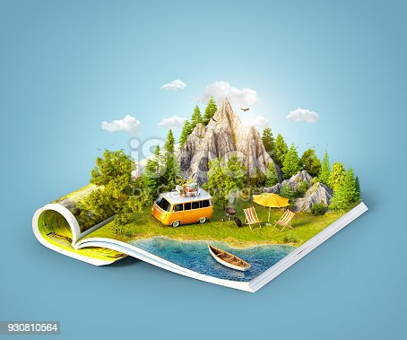 istock Mountain on pages 930810564