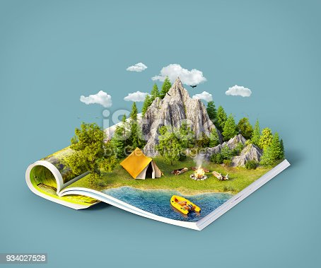 930810564 istock photo Mountain on pages 934027528