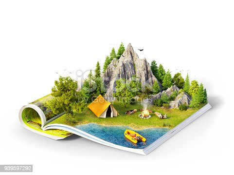930810564 istock photo Mountain on pages 939597292