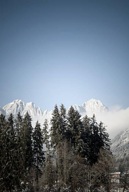 Mountain Panorama I stock photo