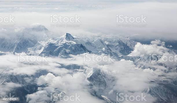 Photo of Mountain Peaks