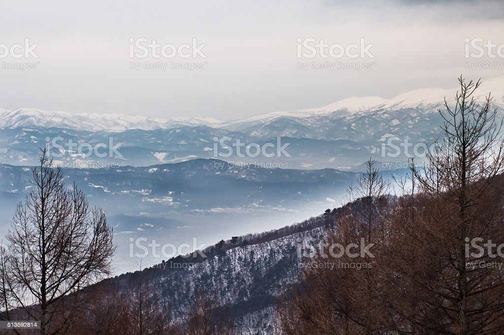 mountain stock photo