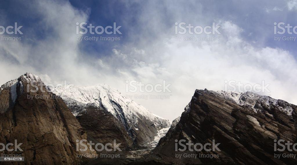 Mountain foto de stock royalty-free